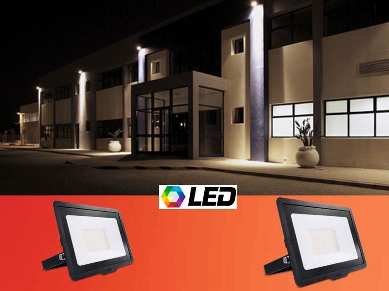 PILA BVP007 LED прожектори - защитете околните пространства