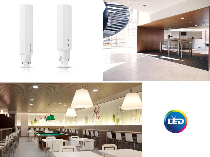 PHILIPS CorePro LED PLC - свръхикономични лампи