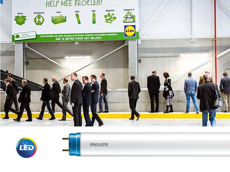 Philips LED Т8 – нова генерация тръбни лампи