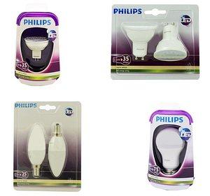 Промо кампания с LED лампи Philips - Есен-зима 2015