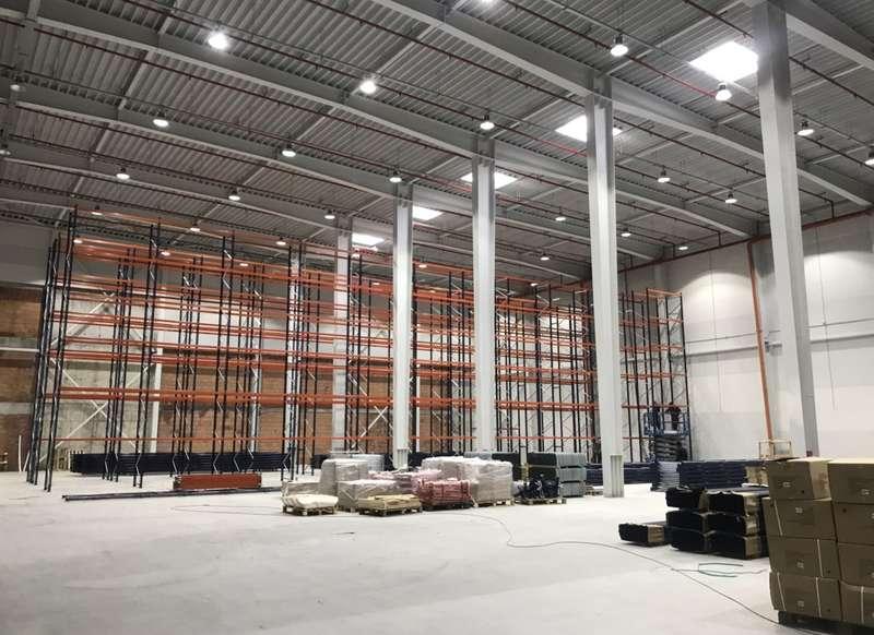 Окта Лайт България реализира проект за осветление в складовата база на Бултекс 99