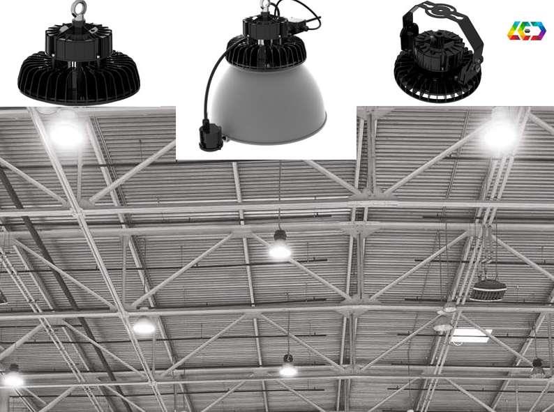 VL Hyskeir Pro Highbay LED – висококачествени индустриални осветители