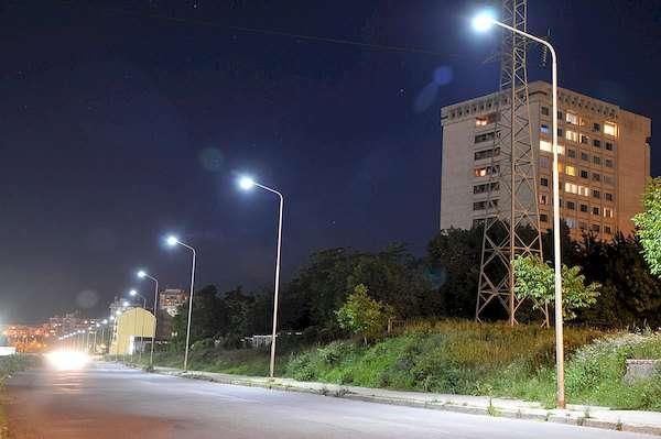 Община Плевен откри търг за реконструкция на уличното осветление
