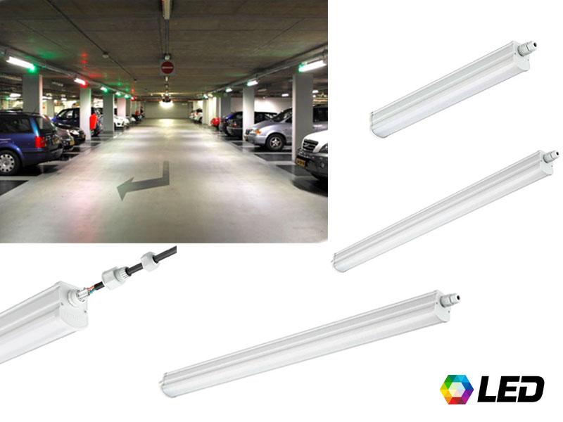 Нова генерация водоустойчиви осветители LEDINAIRE