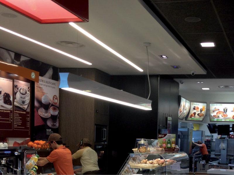 SLIM LED - за градско и архитектурно осветление