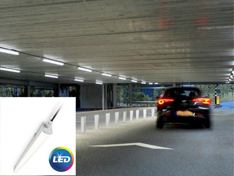 PHILIPS Ledinaire WT060C LED – практичните осветители