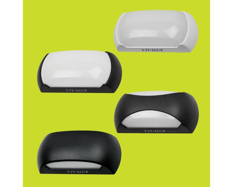 Влагозащитени осветителни тела CAPRI LED