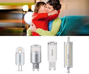 PHILIPS LED специални лампи и капсули - за перфектен фокус