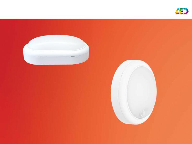 PILA WL007C LED – влагоустойчиви плафониери