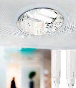 Philips LED PL-C - гарантирано отлично впечатление