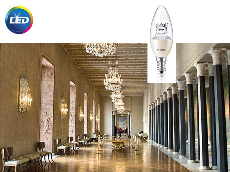 PHILIPS Master LED – за красива и дълготрайна светлина