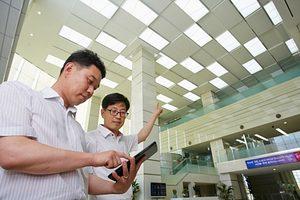 <strong>LG</strong> CNS разработва енергийно ефективна осветителна система за заводи