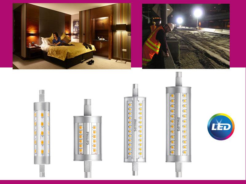 CorePro LED R7s – серия специални LED лампи