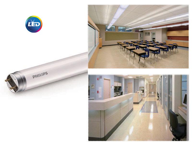 PHILIPS EcoFit LED tube – тръбни лампи