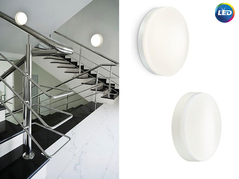 CoreLine LED WL - нови осветители за стена