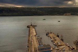 Пристанище Варна извършва рехабилитация на районно осветление