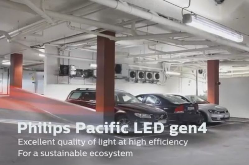 Pacific LED gen4 - осветителят с перфектно качество на светлината