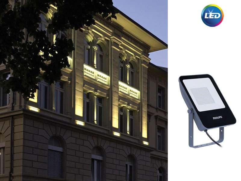 LEDINAIRE BVP155 LED – нови надеждни прожектори