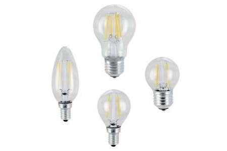По-мощни и по-ефективни LED филамент лампи FLICK LED и FLICK OPAL LED