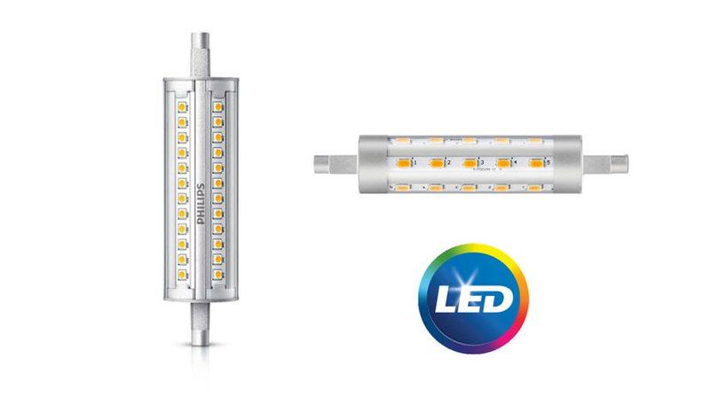 PHILIPS CorePro LED R7S - за външно и вътрешно осветление