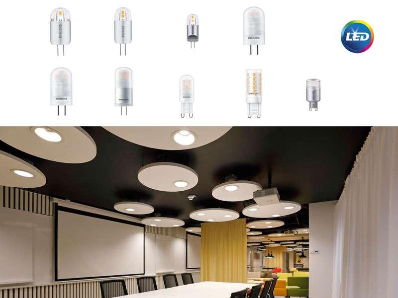 PHILIPS CorePro LEDcapsule – светодиодни капсули