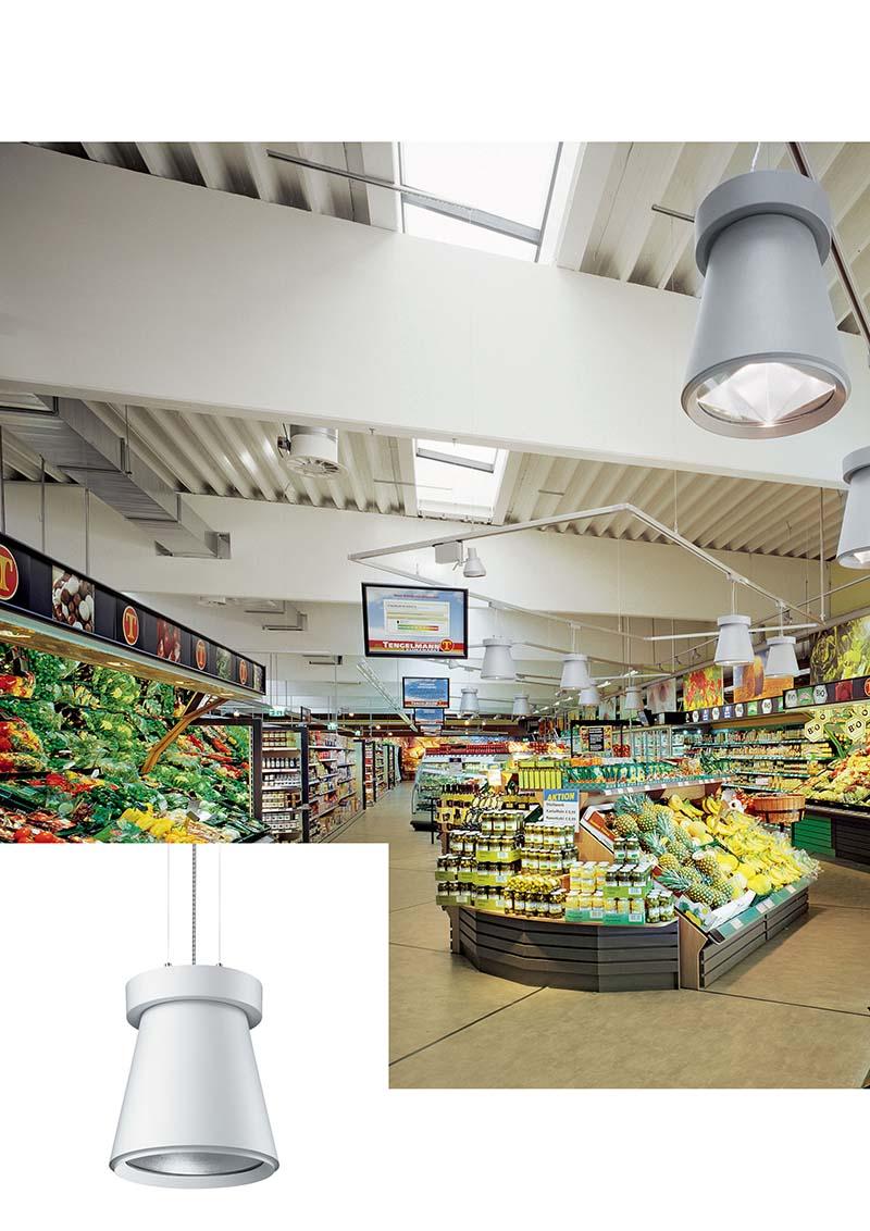 Постигнете уникално търговско осветление с Philips UnicOne Compact LED