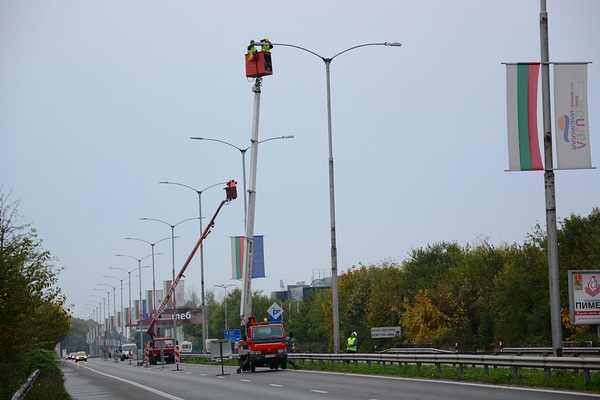 Община Варна обяви 6 <strong>поръчки</strong> за изграждане на улично осветление