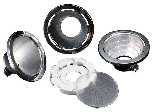 50 мм рефлектори за малки COB <strong>светодиоди</strong> MIRELLA-G2 на LEDiL