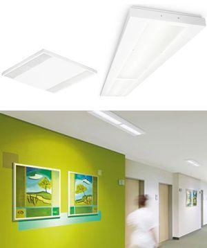 CoreLine LED тела за повърхностен монтаж за общо осветление