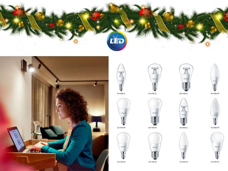 PHILIPS CorePro LED – красива светлина за празник и делник