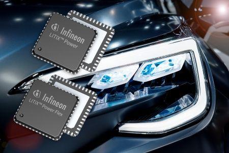 <strong>Infineon</strong> пусна нови LED драйвери за автомобилно осветление