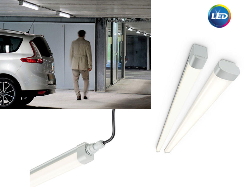 PHILIPS Ledinaire LED WT055С - за индустриално осветление