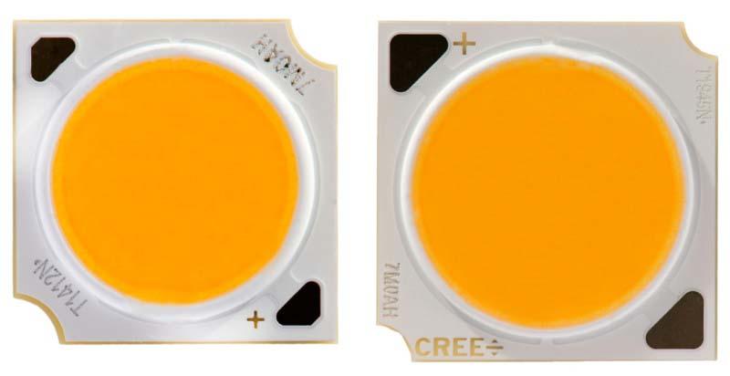 Серия XLamp® High Current LED Array CMT от CREE