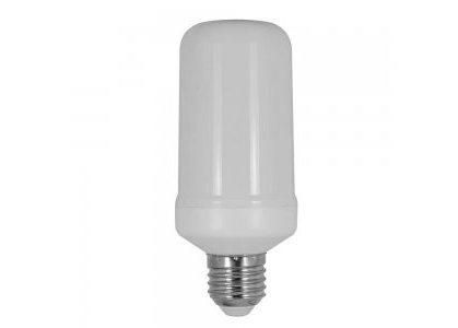 LED лампа с ефект пламък PLAM LED 6,5W E27