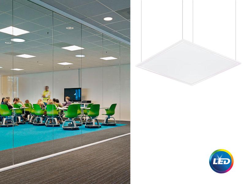 PHILIPS CoreLine LED панел - съвременни икономични осветители