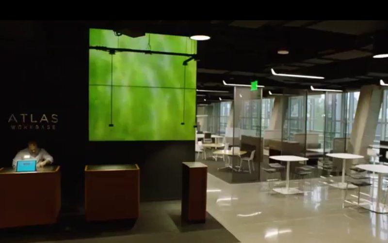 Зоново офис осветление от Philips Lighting