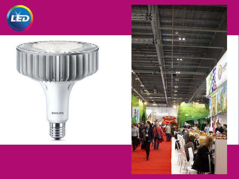 PHILIPS TRUE FORCE LED – за индустриално и търговско осветление