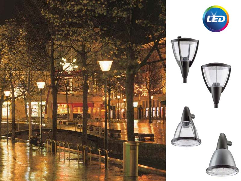 PHILIPS METRONOMIS LED – оптимизирана светлина с уникален ефект