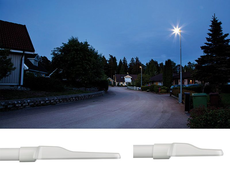 CoreLine LED Malaga – ефективните външни осветители