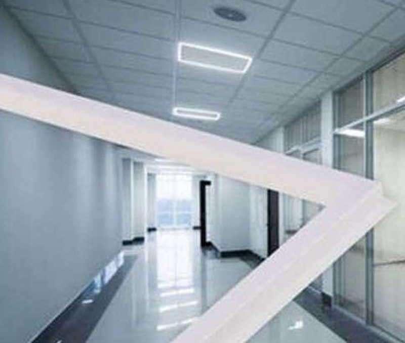 LED рамка за вграждане 40W
