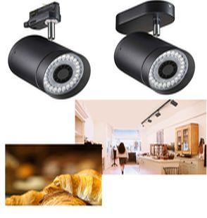 CoreLine LED Projector - за дискретен търговски интериор