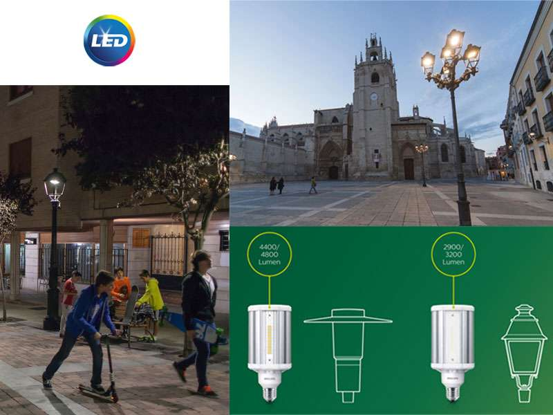 Philips TrueForce LED Public – за постоянно енергоспестяване