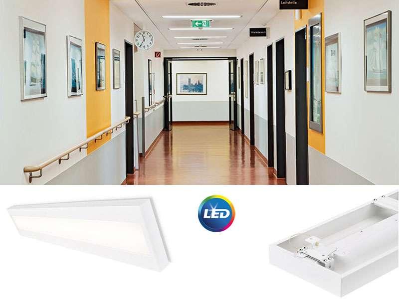 PHILIPS LEDINAIRE LED SM060 – стилни и комфортни осветителни тела