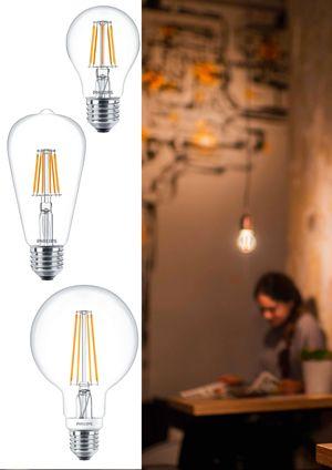 PHILIPS CLASSIC LED - перфектният избор за декоративно осветление