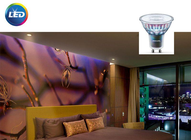 PHILIPS MASTER ExpertColor LED – за неповторима насочена светлина