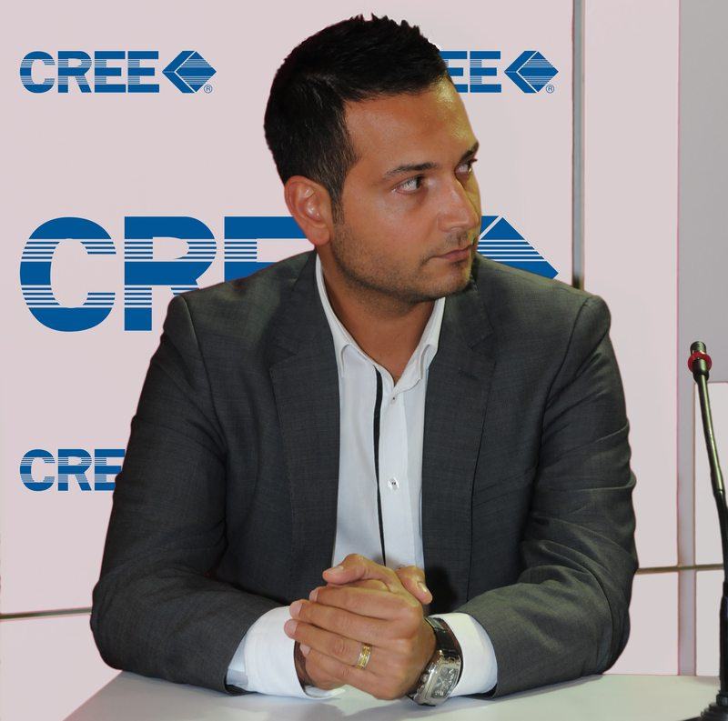 Комет Електроникс и CREE ще участват заедно на <strong>Balkan</strong> <strong>Light</strong> 2018