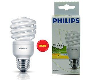 Промо кампания с енергоспестяващи лампи Philips - Есен-зима 2015