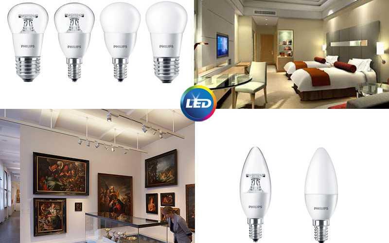 PHILIPS CorePro LED свещ и сфера – красиви, практични, удобни