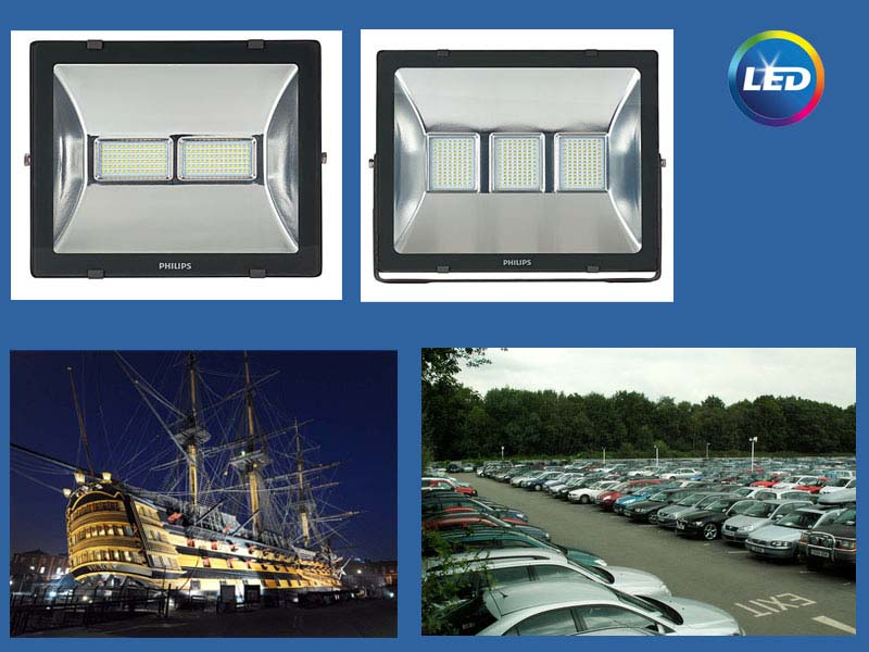 LEDINAIRE LED BVP106 maxi – нови прожектори за професионално осветление
