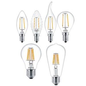 Philips LED Filament лампи - неустоимо съчетание на красота и класика